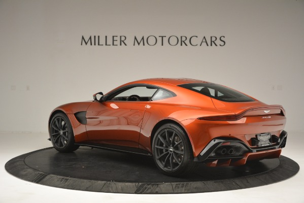 Used 2019 Aston Martin Vantage Coupe for sale Sold at Bentley Greenwich in Greenwich CT 06830 4