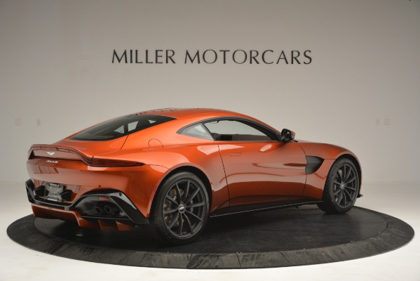 Used 2019 Aston Martin Vantage Coupe for sale Sold at Bentley Greenwich in Greenwich CT 06830 8
