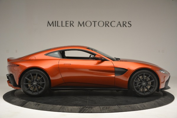 Used 2019 Aston Martin Vantage Coupe for sale Sold at Bentley Greenwich in Greenwich CT 06830 9