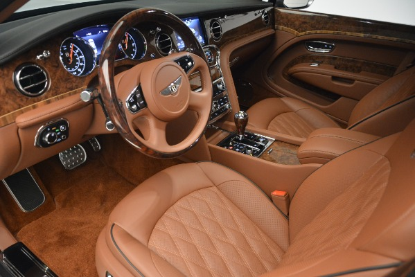 New 2019 Bentley Mulsanne Speed for sale Sold at Bentley Greenwich in Greenwich CT 06830 13