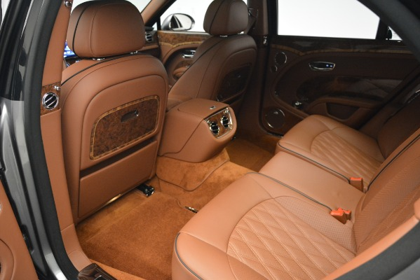 New 2019 Bentley Mulsanne Speed for sale Sold at Bentley Greenwich in Greenwich CT 06830 17
