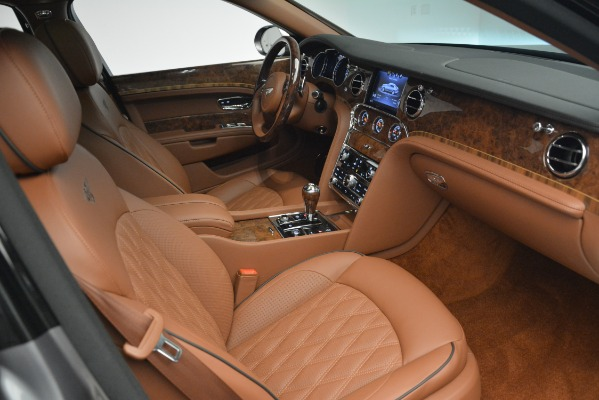 New 2019 Bentley Mulsanne Speed for sale Sold at Bentley Greenwich in Greenwich CT 06830 19