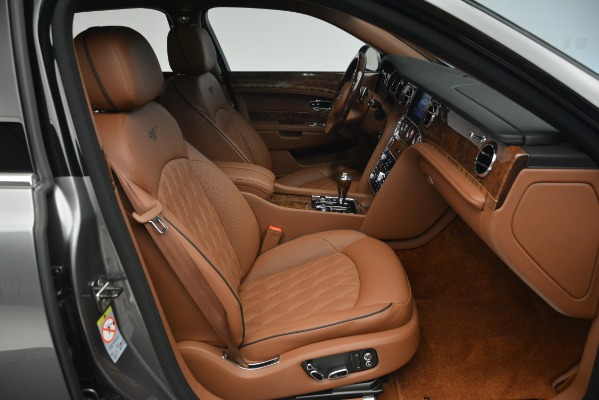 New 2019 Bentley Mulsanne Speed for sale Sold at Bentley Greenwich in Greenwich CT 06830 20
