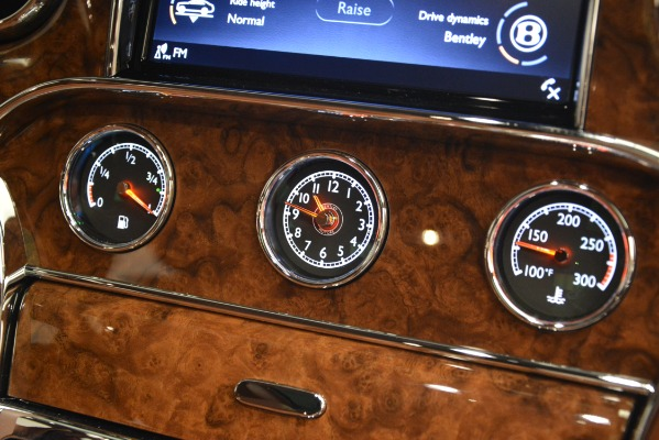 New 2019 Bentley Mulsanne Speed for sale Sold at Bentley Greenwich in Greenwich CT 06830 25