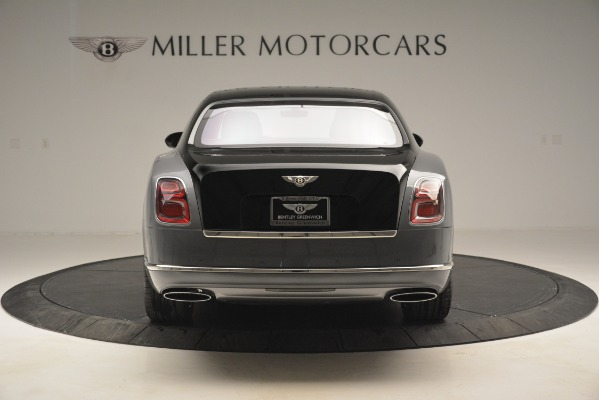 New 2019 Bentley Mulsanne Speed for sale Sold at Bentley Greenwich in Greenwich CT 06830 6