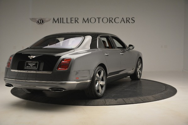 New 2019 Bentley Mulsanne Speed for sale Sold at Bentley Greenwich in Greenwich CT 06830 7
