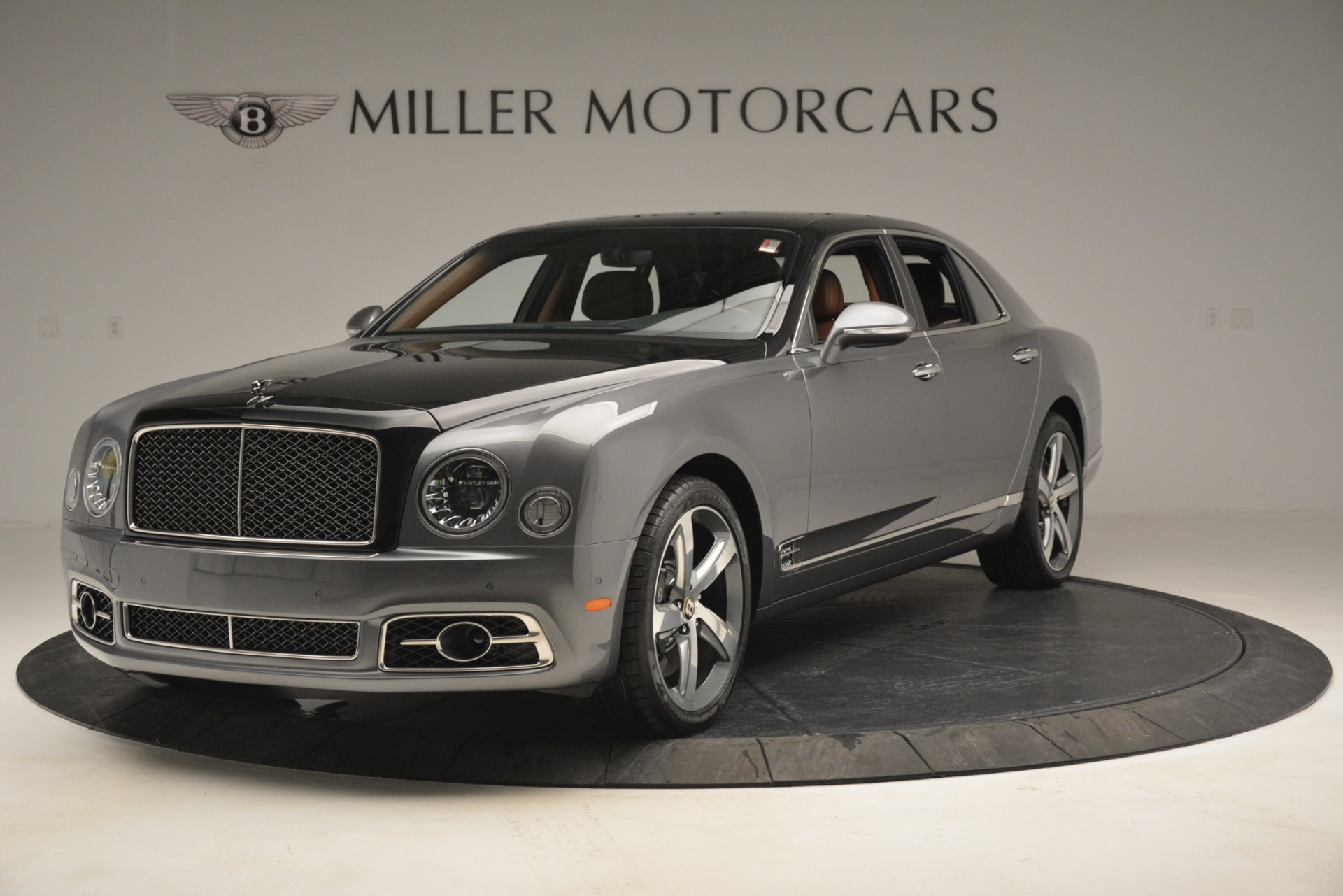 New 2019 Bentley Mulsanne Speed for sale Sold at Bentley Greenwich in Greenwich CT 06830 1