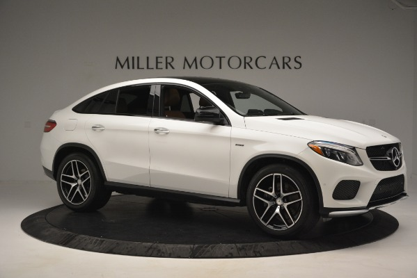 Used 2016 Mercedes-Benz GLE 450 AMG Coupe 4MATIC for sale Sold at Bentley Greenwich in Greenwich CT 06830 10
