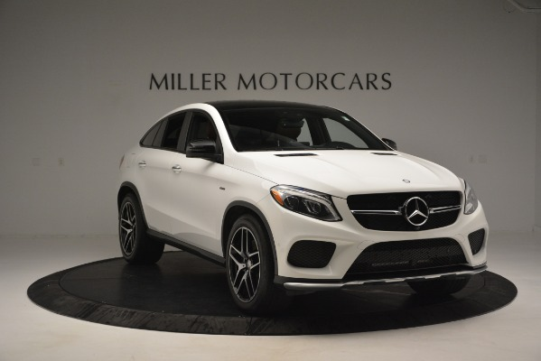 Used 2016 Mercedes-Benz GLE 450 AMG Coupe 4MATIC for sale Sold at Bentley Greenwich in Greenwich CT 06830 11