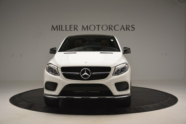 Used 2016 Mercedes-Benz GLE 450 AMG Coupe 4MATIC for sale Sold at Bentley Greenwich in Greenwich CT 06830 12