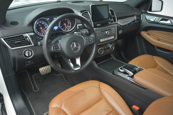 Used 2016 Mercedes-Benz GLE 450 AMG Coupe 4MATIC for sale Sold at Bentley Greenwich in Greenwich CT 06830 13