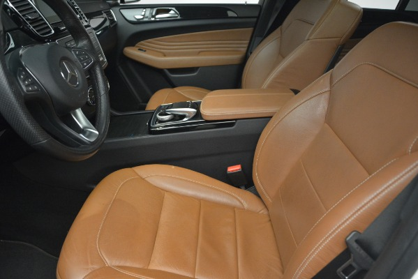 Used 2016 Mercedes-Benz GLE 450 AMG Coupe 4MATIC for sale Sold at Bentley Greenwich in Greenwich CT 06830 14