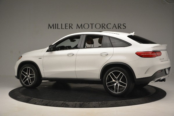 Used 2016 Mercedes-Benz GLE 450 AMG Coupe 4MATIC for sale Sold at Bentley Greenwich in Greenwich CT 06830 4