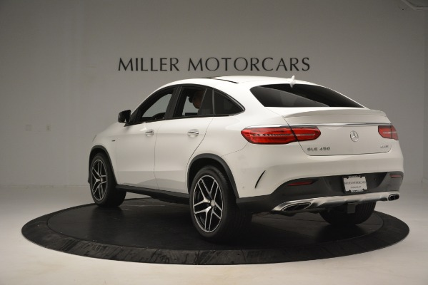 Used 2016 Mercedes-Benz GLE 450 AMG Coupe 4MATIC for sale Sold at Bentley Greenwich in Greenwich CT 06830 5