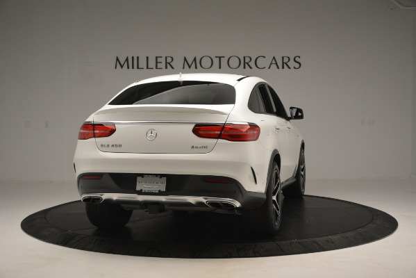 Used 2016 Mercedes-Benz GLE 450 AMG Coupe 4MATIC for sale Sold at Bentley Greenwich in Greenwich CT 06830 7