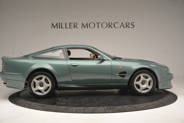 Used 1999 Aston Martin V8 Vantage Le Mans V600 Coupe for sale $550,000 at Bentley Greenwich in Greenwich CT 06830 10