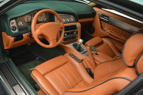 Used 1999 Aston Martin V8 Vantage Le Mans V600 Coupe for sale $550,000 at Bentley Greenwich in Greenwich CT 06830 15