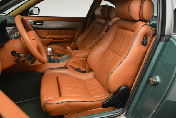 Used 1999 Aston Martin V8 Vantage Le Mans V600 Coupe for sale $550,000 at Bentley Greenwich in Greenwich CT 06830 18