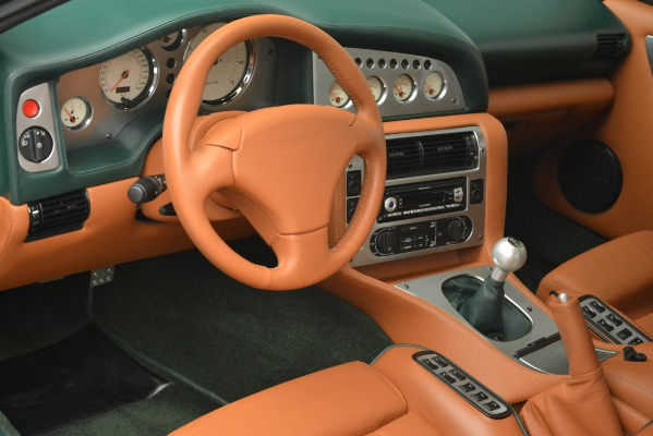 Used 1999 Aston Martin V8 Vantage Le Mans V600 Coupe for sale $550,000 at Bentley Greenwich in Greenwich CT 06830 20