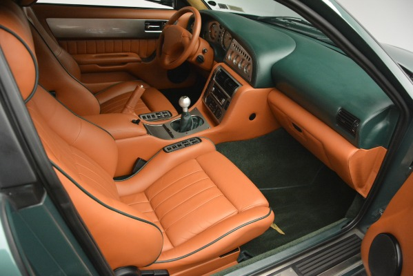 Used 1999 Aston Martin V8 Vantage Le Mans V600 Coupe for sale $550,000 at Bentley Greenwich in Greenwich CT 06830 25