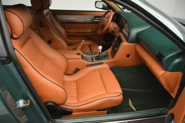 Used 1999 Aston Martin V8 Vantage Le Mans V600 Coupe for sale $550,000 at Bentley Greenwich in Greenwich CT 06830 26