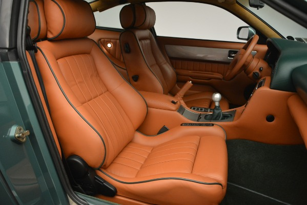 Used 1999 Aston Martin V8 Vantage Le Mans V600 Coupe for sale $550,000 at Bentley Greenwich in Greenwich CT 06830 27
