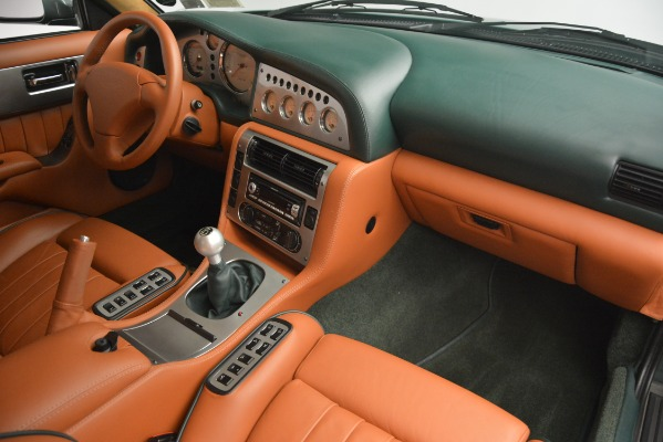 Used 1999 Aston Martin V8 Vantage Le Mans V600 Coupe for sale $550,000 at Bentley Greenwich in Greenwich CT 06830 28