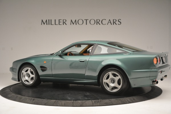 Used 1999 Aston Martin V8 Vantage Le Mans V600 Coupe for sale $550,000 at Bentley Greenwich in Greenwich CT 06830 5