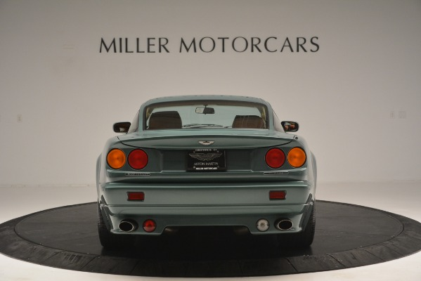 Used 1999 Aston Martin V8 Vantage Le Mans V600 Coupe for sale $550,000 at Bentley Greenwich in Greenwich CT 06830 7