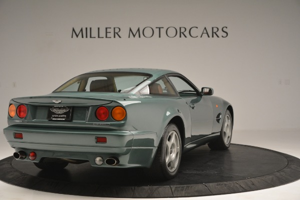 Used 1999 Aston Martin V8 Vantage Le Mans V600 Coupe for sale $550,000 at Bentley Greenwich in Greenwich CT 06830 8