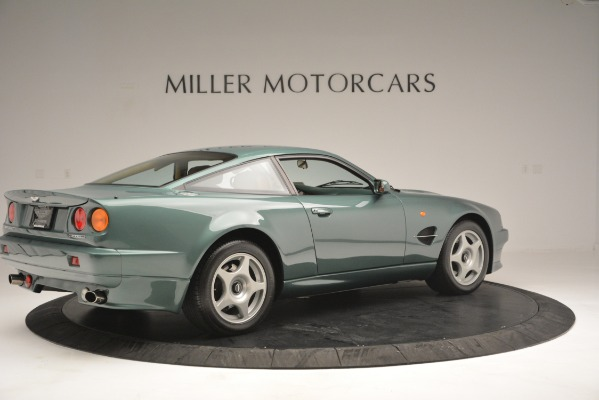 Used 1999 Aston Martin V8 Vantage Le Mans V600 Coupe for sale $550,000 at Bentley Greenwich in Greenwich CT 06830 9