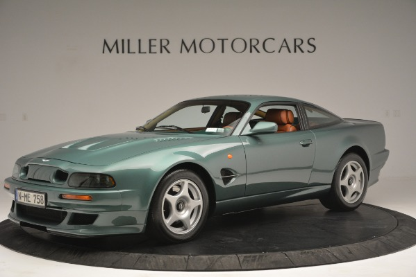 Used 1999 Aston Martin V8 Vantage Le Mans V600 Coupe for sale $550,000 at Bentley Greenwich in Greenwich CT 06830 1