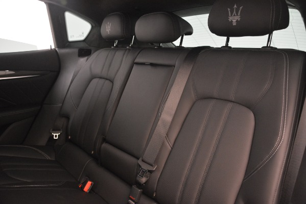 New 2019 Maserati Levante GTS for sale Sold at Bentley Greenwich in Greenwich CT 06830 19