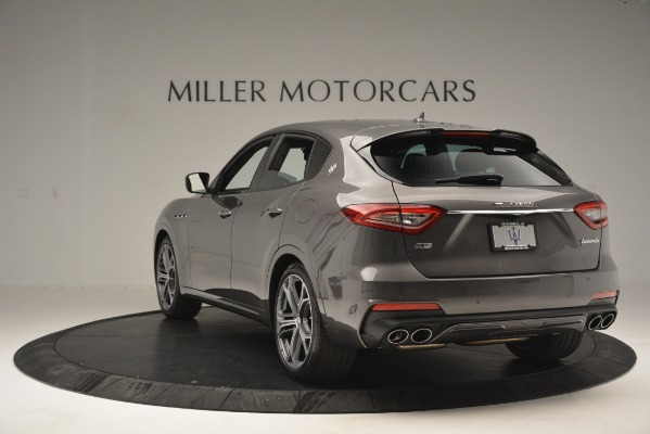 New 2019 Maserati Levante GTS for sale Sold at Bentley Greenwich in Greenwich CT 06830 5