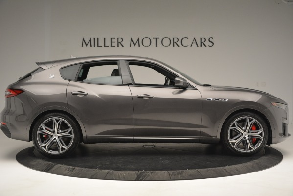 New 2019 Maserati Levante GTS for sale Sold at Bentley Greenwich in Greenwich CT 06830 9