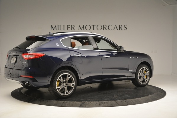 New 2019 Maserati Levante S Q4 GranLusso for sale Sold at Bentley Greenwich in Greenwich CT 06830 10