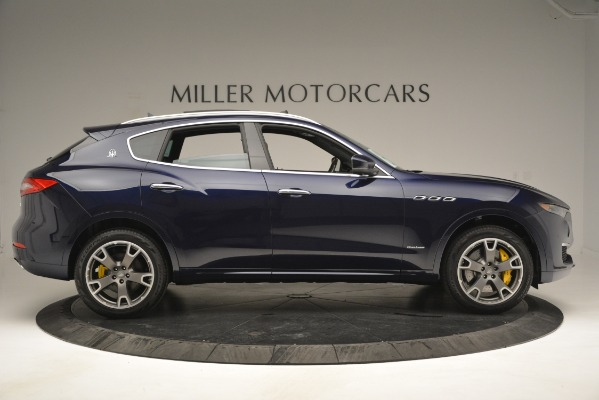 New 2019 Maserati Levante S Q4 GranLusso for sale Sold at Bentley Greenwich in Greenwich CT 06830 14