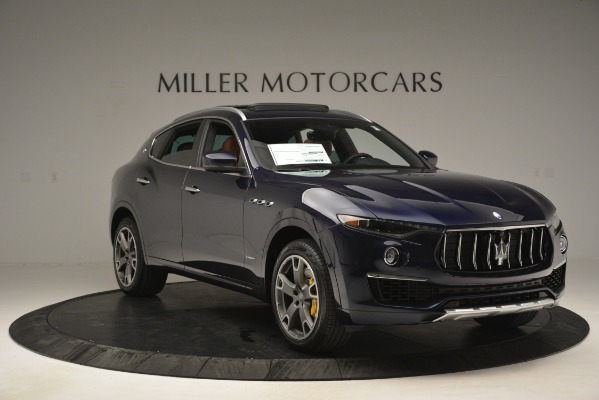 New 2019 Maserati Levante S Q4 GranLusso for sale Sold at Bentley Greenwich in Greenwich CT 06830 16