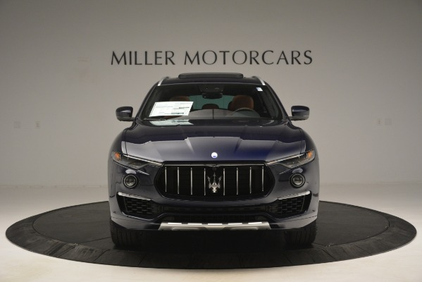 New 2019 Maserati Levante S Q4 GranLusso for sale Sold at Bentley Greenwich in Greenwich CT 06830 17