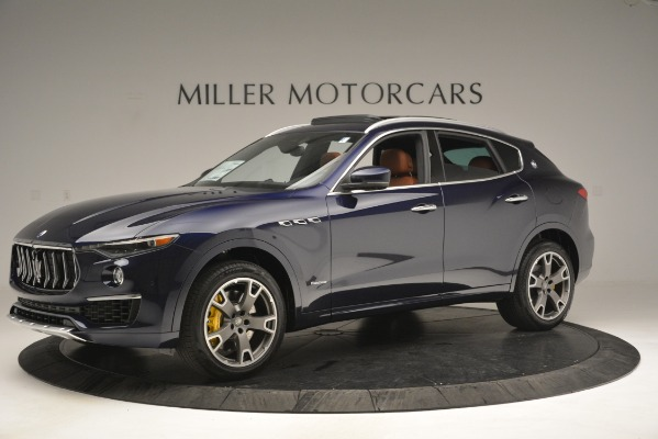New 2019 Maserati Levante S Q4 GranLusso for sale Sold at Bentley Greenwich in Greenwich CT 06830 2