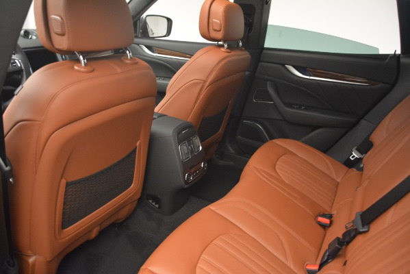 New 2019 Maserati Levante S Q4 GranLusso for sale Sold at Bentley Greenwich in Greenwich CT 06830 22