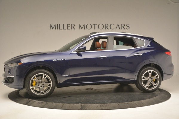 New 2019 Maserati Levante S Q4 GranLusso for sale Sold at Bentley Greenwich in Greenwich CT 06830 3