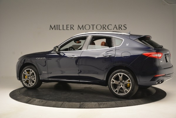 New 2019 Maserati Levante S Q4 GranLusso for sale Sold at Bentley Greenwich in Greenwich CT 06830 5