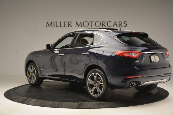 New 2019 Maserati Levante S Q4 GranLusso for sale Sold at Bentley Greenwich in Greenwich CT 06830 6