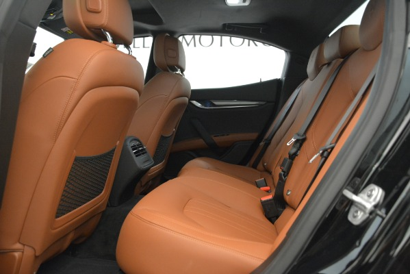 New 2019 Maserati Ghibli S Q4 for sale Sold at Bentley Greenwich in Greenwich CT 06830 19
