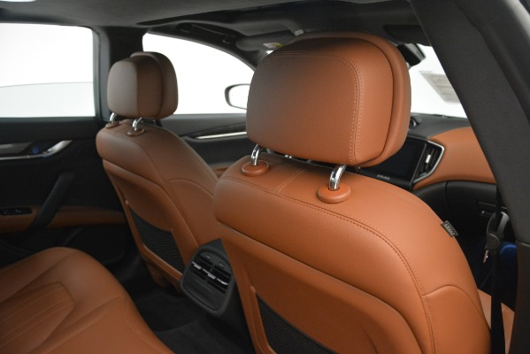 New 2019 Maserati Ghibli S Q4 for sale Sold at Bentley Greenwich in Greenwich CT 06830 28