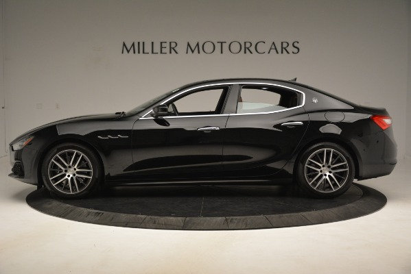 New 2019 Maserati Ghibli S Q4 for sale Sold at Bentley Greenwich in Greenwich CT 06830 3