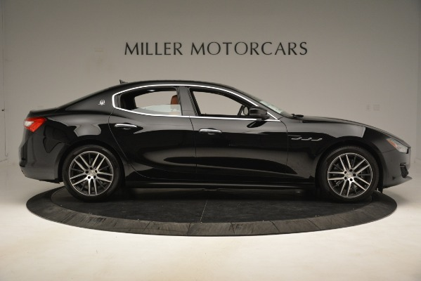 New 2019 Maserati Ghibli S Q4 for sale Sold at Bentley Greenwich in Greenwich CT 06830 9