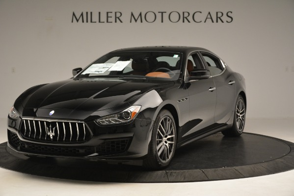 New 2019 Maserati Ghibli S Q4 for sale Sold at Bentley Greenwich in Greenwich CT 06830 1