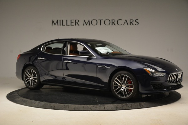 New 2019 Maserati Ghibli S Q4 for sale $59,900 at Bentley Greenwich in Greenwich CT 06830 11